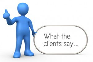 testimonials3 what the clients say